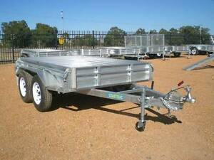 Box Top Trailer - 8x5 & 10x5 Northam Northam Area Preview