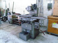 TOS SURFACE GRINDER  made in Checklosvakia
