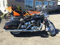 2001 Honda Shadow 1100 ACE Touring LOW Kms