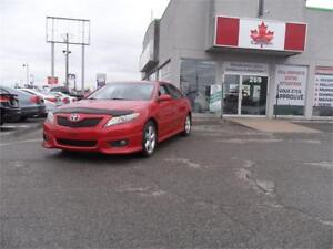 2010 Toyota Camry SE     ++FINANCEMENT+FACILE++
