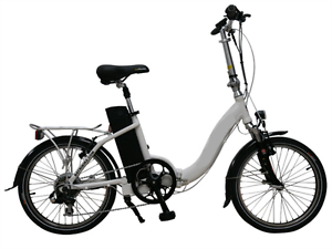Folding Electric Bike now on for $949.99