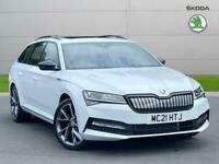 2021 Skoda Superb 1.4 Tsi Iv Sport Line Plus Dsg 5Dr Auto Estate Hybrid Automati