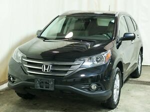 2014 Honda CR-V Touring AWD w/ Navigation, Leather, Sunroof