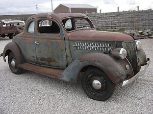 1935 or 1936 Ford 5 Window Coupe WANTED Project