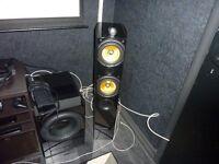 pair of THX Ultra2 certified floorstander speakers