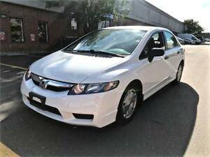 2010 Honda Civic Sdn DX-G, AUTOMATIC, NO ACCIDENT