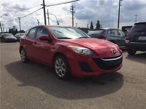 2010Mazda3 Sport, $97Bi-weekly,5Spd,only89kms,1owner,local,MINT!