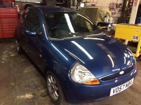 2007 Ford Ka 1.3 Zetec Climate PART EXCHANGE TO CLEAR ANY TRAIL