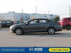 2015 Hyundai Sonata 2.4L Limited NAV CAMERA TOIT CUIR BLUETOOTH West Island Greater Montréal image 5
