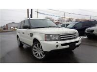 2008 Land Rover Range Rover Sport SC CLEAN CAR PROOF!!