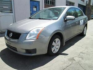 2008 Nissan Sentra 160km/Great on gas/Very clean in and out.