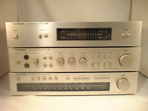 TELEFUNKEN CP 1 Stereo Preamplifier EXCELLENT Gatineau Ottawa / Gatineau Area image 1