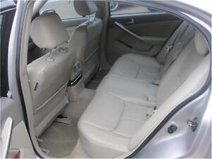 2004 Infiniti G35 Sedan Luxury|MUST SEE|X-DRIVE|AWD|NAVIGATION Kitchener / Waterloo Kitchener Area image 8