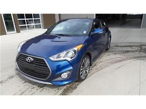2016 Hyundai Veloster Turbo Pack Mangers Demo Only $26488