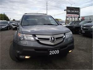 2009 Acura MDX Elite Pkg**accident free**3 years warranty includ