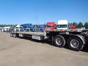 2001 LODE KING 48'FT ALUMINUM COMBO TRAILER, CHANEGABLE SPREAD Kitchener / Waterloo Kitchener Area image 8