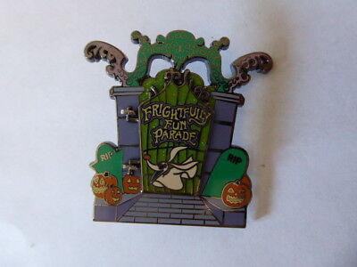 Disney's Halloween Parade ( Disney Trading Pin  124436 Frightfully Fun Parade - Mickey's Halloween Party)