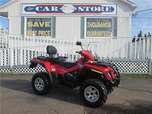 SOLD!! SOLD!! 2008 CAN AM OUTLANDER 650 MAX XT