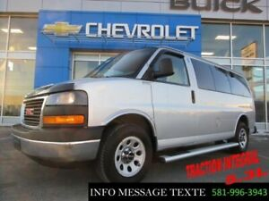 2014 Chevrolet EXPRESS CARGO 1500 AWD , TRACTION INTEGRAL