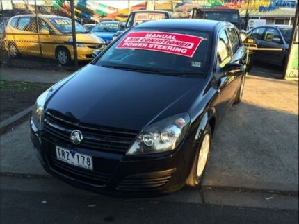 2007 Holden Astra AH MY07 CD 5 Speed Manual Hatchback Brooklyn Brimbank Area Preview