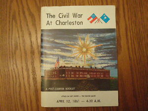 History of the Civil War Books of Fort Sumter