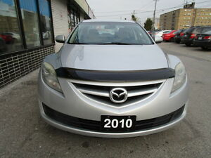 2010 Mazda Mazda6 SPORT 4CYL Sedan CERTIFIED,EMISSION,WARRANTY,