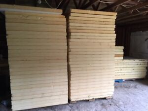 Polyiso 4'x8' insulation sheets