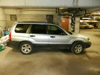 2003 Subaru Forester VUS-Excellente condition - 150 000km