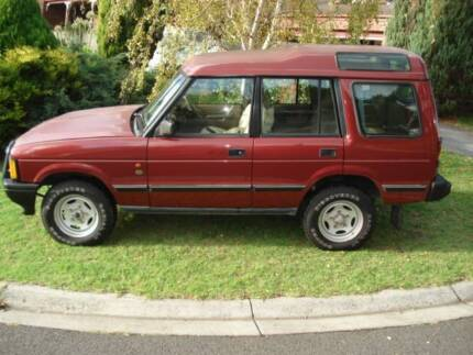 1993 Land Rover Discovery - Duel Fuel Croydon North Maroondah Area Preview