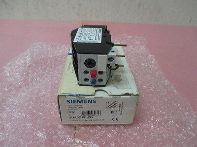 Siemens 3UA52 00-2B, Overload Relay 12, 5-20A