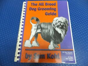 The All Breed Dog Grooming Guide 3rd Edition