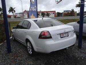 2011 Holden Calais White Auto Seq Sportshift Mount Pleasant Mackay City Preview