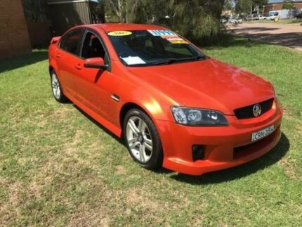 2007 Holden Commodore VE SV6 Ignition 6 Speed Manual Sedan