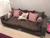 Great condition Swivel Chair and 2 seater Sofa - £150 ONO