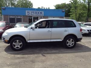 2005 Volkswagen Touareg V6 Fully certified! No Accidents!