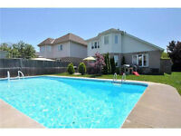 **Open House this Sunday April 26th, 2-4** Heated Inground Pool