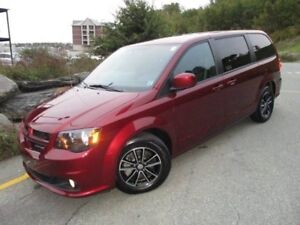 2018 DODGE GRAND CARAVAN GT (ORIGINAL MSRP $48040, NOW $27977! H