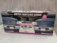 FIA WINTER FRONT AND BUG SCREEN SET