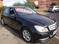 63 MERCEDES C220 CDI EXECUTIVE SE DIESEL AUTO *LEATHER*£30 ROAD TAX*