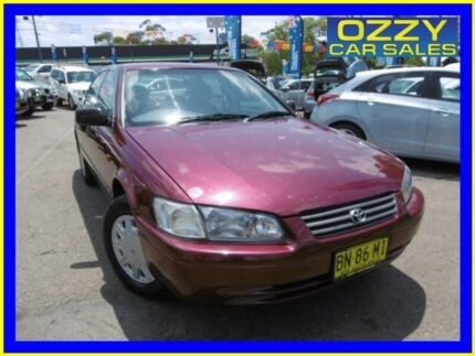 1999 Toyota Camry MCV20R CSi Burgundy 4 Speed Automatic Sedan Penrith Penrith Area Preview