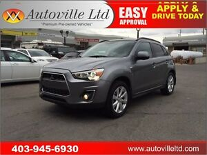 2013 Mitsubishi RVR GT LEATHER NAVI BCAM