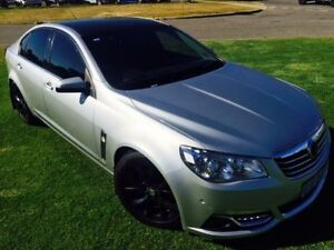 2013 Holden Calais VF Silver 6 Speed Automatic Sedan Maddington Gosnells Area Preview