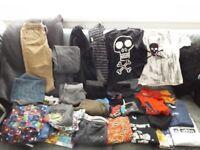Boys clothes bundle. 9-11yrs mixed bundle.