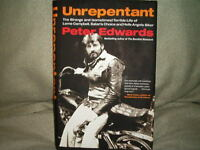 "Unrepentant : the life of Lorne Campbell "" BIKER"""