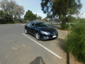 2008 Mazda 6 GH1051 Classic Blue 6 Speed Manual Sedan Somerton Park Holdfast Bay Preview