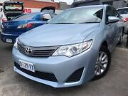 2014 Toyota Camry ASV50R Altise Blue 6 Speed Sports Automatic Sedan North Hobart Hobart City Preview