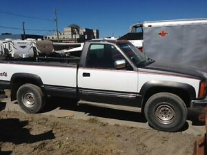 1992 GMC 3/4 Ton 4x4 Pick Up