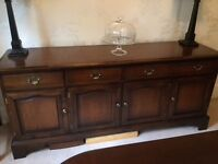 SOLID WOOD STAG MADRIGAL SIDEBOARD