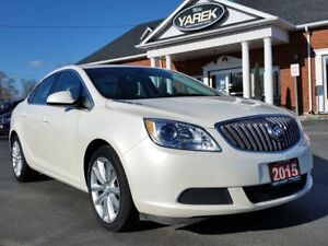 2015 Buick Verano Sunroof, Back Up Cam, Bluetooth, Remote Start