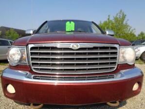 2008 Chrysler Aspen Limited-NAVI-DVD-HDTV-LEATHER-SUNROOF-CAMERA